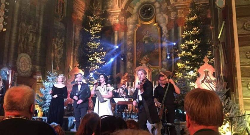 Koncerty, Koncert kolęd Mariańskim Porzeczu Sprawdźcie datę emisji - zdjęcie, fotografia