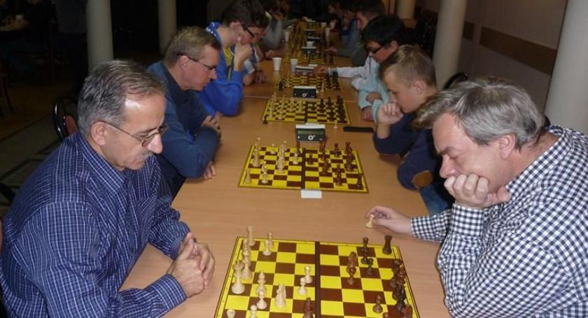 Inne Dyscypliny, Świąteczny Turniej Szachowy - zdjęcie, fotografia