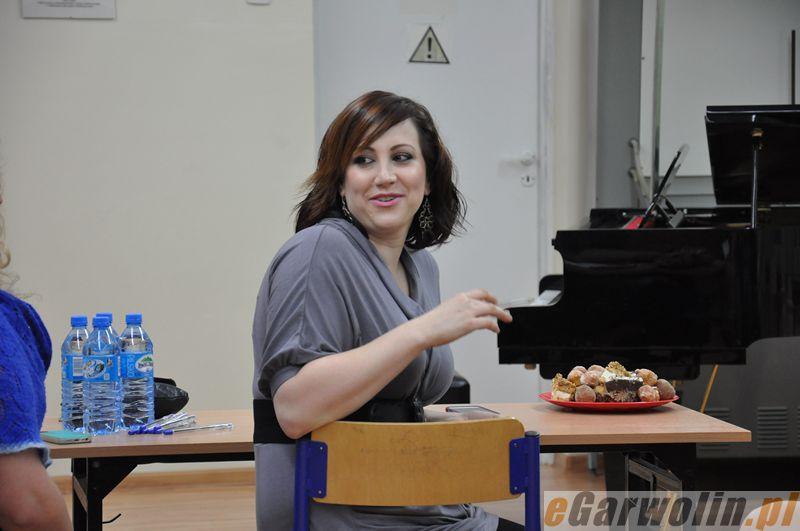 Archiwum Rozrywka, Warsztaty muzyczne Natalie Weiss - zdjęcie, fotografia