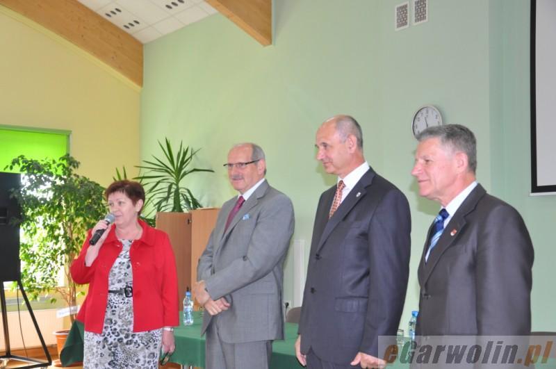 Archiwum Aktualności, Ambasador Chorwacji Garwolinie - zdjęcie, fotografia