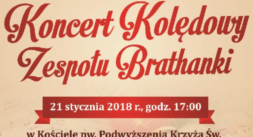 W Powiecie, Brathanki świątecznym koncertem Łaskarzewie - zdjęcie, fotografia