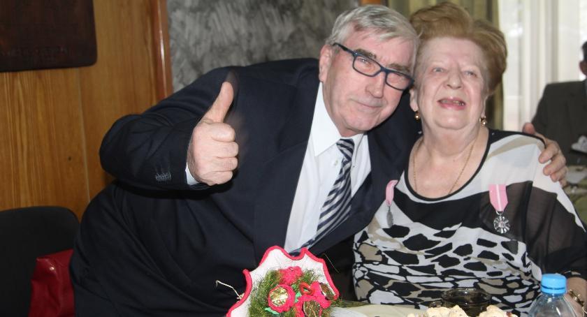 Uroczystości Miejskie, Pół wieku razem Złote mieście gminie Garwolin - zdjęcie, fotografia