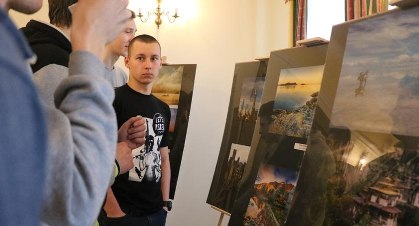 """Wystawy, Wystawa fotograficzna """"Moje podróże małe duże"""" Miętnem - zdjęcie, fotografia"""
