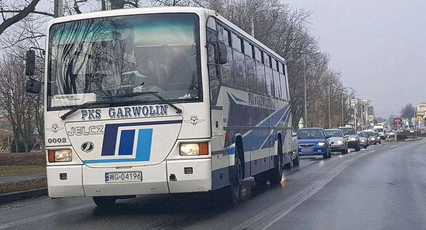Inne Powiat, Garwolin zawiesza kolejne kursy problem powrotem Warszawy - zdjęcie, fotografia