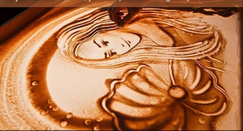 W Powiecie, Malowanie piaskiem Żelechowie - zdjęcie, fotografia