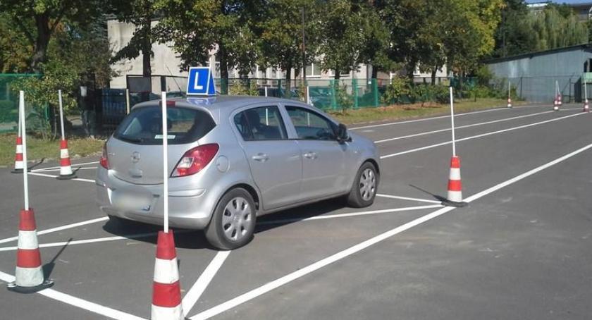 Sprawy kryminalne , Garwolin Oszukiwał egzaminie prawo jazdy grozi więzienie - zdjęcie, fotografia