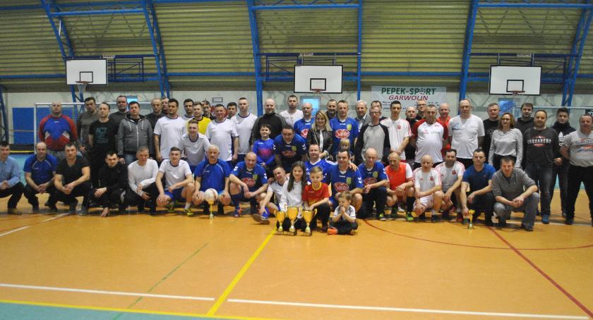 Piłka nożna, Piąty Memoriał Pawła Białeckiego - zdjęcie, fotografia