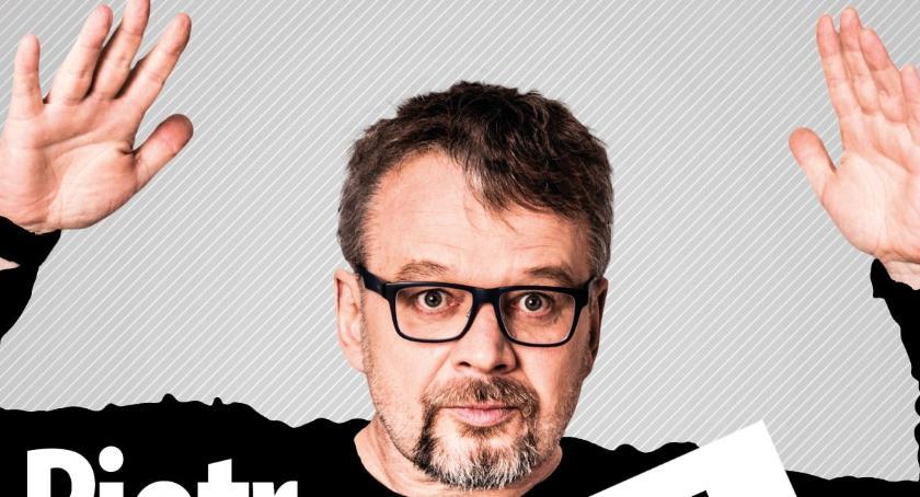 Inne Ciekawostki, Piotr Bałtroczyk chory występ artysty odwołany - zdjęcie, fotografia