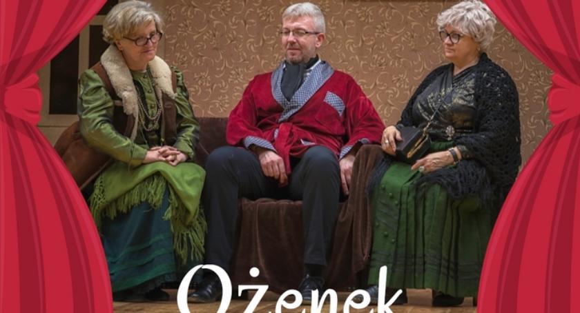 Teatr, Ożenek Żelechowie grupa