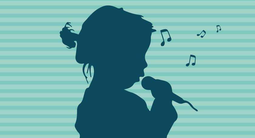 Inne Konkursy, Małe Nutki zaśpiewają czwartek Garwolinie kolejność występów - zdjęcie, fotografia