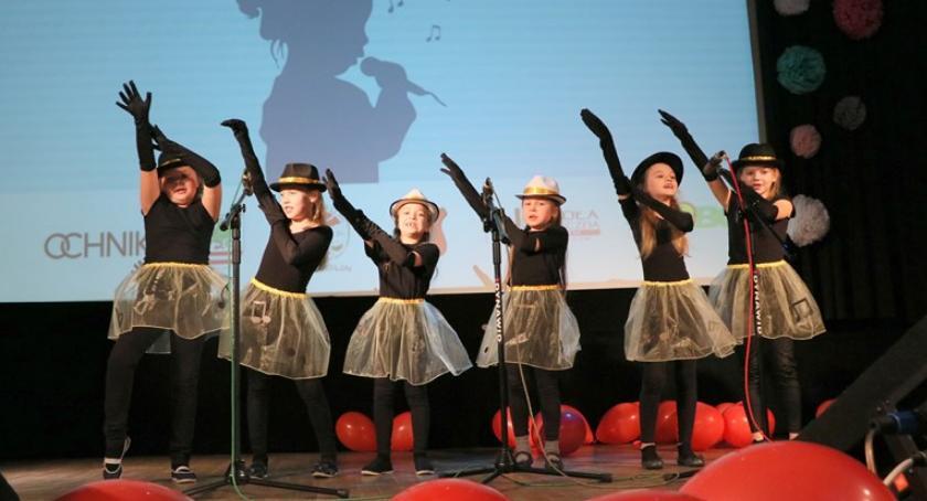 Koncerty, Festiwal Piosenki Dziecięcej Garwolinie - zdjęcie, fotografia
