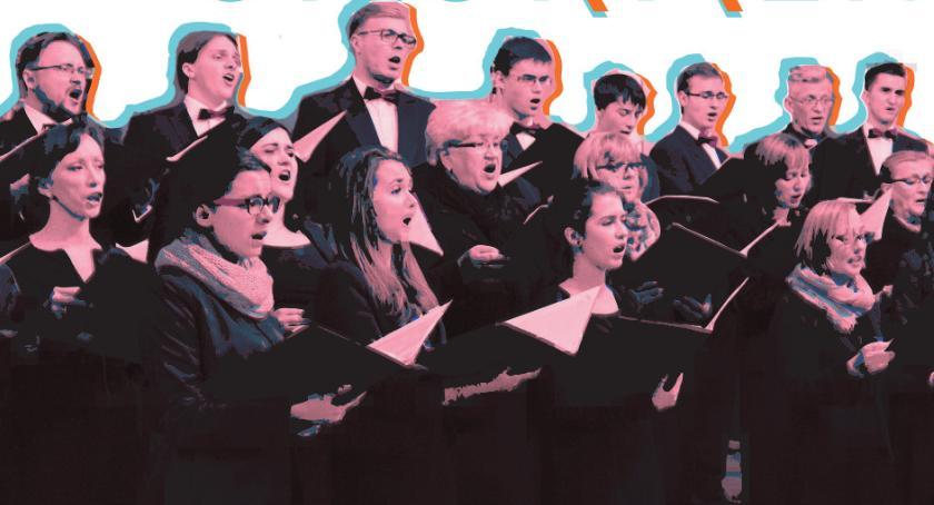Koncerty, University Aberdeen Chamber Choir Garwolinie Koncert chórów - zdjęcie, fotografia