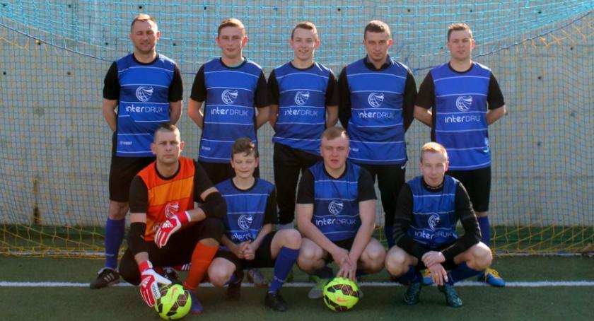 Piłka nożna, Interdruk wygrywa Puchar Przewodniczącego Kazimierza Sionka - zdjęcie, fotografia