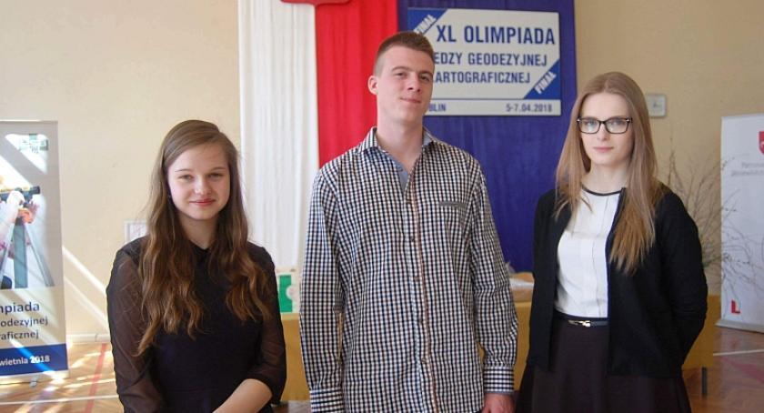 Inne Powiat, Uczniowie Żelechowie wysoko olimpiadach konkursach - zdjęcie, fotografia