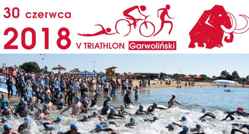 Inne Dyscypliny, Ruszają zapisy Triathlon Garwoliński - zdjęcie, fotografia