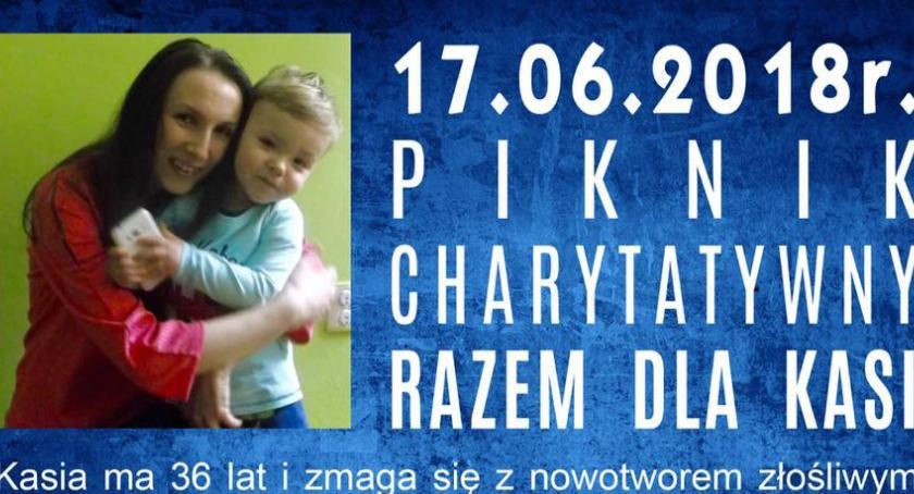 Inne Powiat, Żeby Piotruś miał zapamiętać mamę piknik charytatywny zbiórka - zdjęcie, fotografia