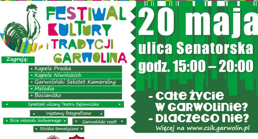 Inne Miejskie, Festiwal Kultury Tradycji Garwolina niedzielę - zdjęcie, fotografia