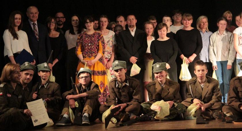 Inne, Powiatowy Przegląd Małych Teatralnych - zdjęcie, fotografia