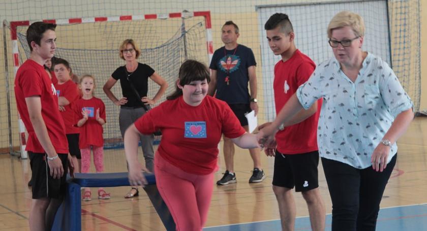 Inne Dyscypliny, Powiatowa Paraolimpiada - zdjęcie, fotografia