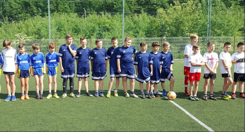 Inne Powiat, Gminny Turniej Piłki Nożnej Puchar Burmistrza Żelechowa - zdjęcie, fotografia