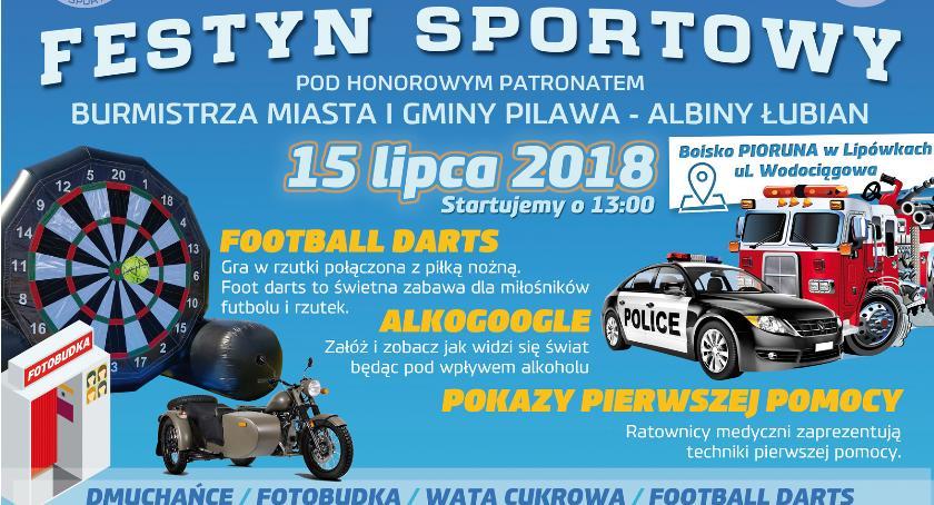 Festyny - Pikniki, Rodzinny Festyn Sportowy Lipówkach - zdjęcie, fotografia