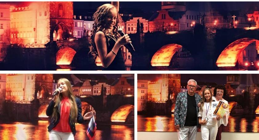 Inne Ciekawostki, Garwolin Praga Transylwania Wiktoria Piorun międzynarodowym sukcesem - zdjęcie, fotografia