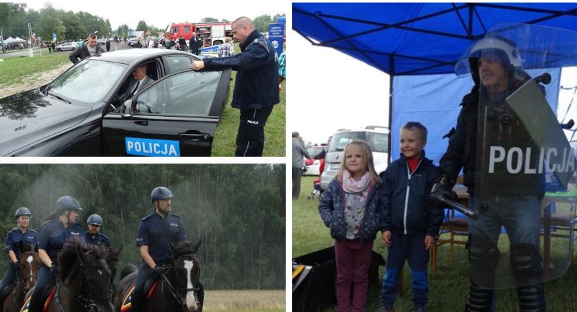 Inne Powiat, Policjanci zawodach Górkach - zdjęcie, fotografia