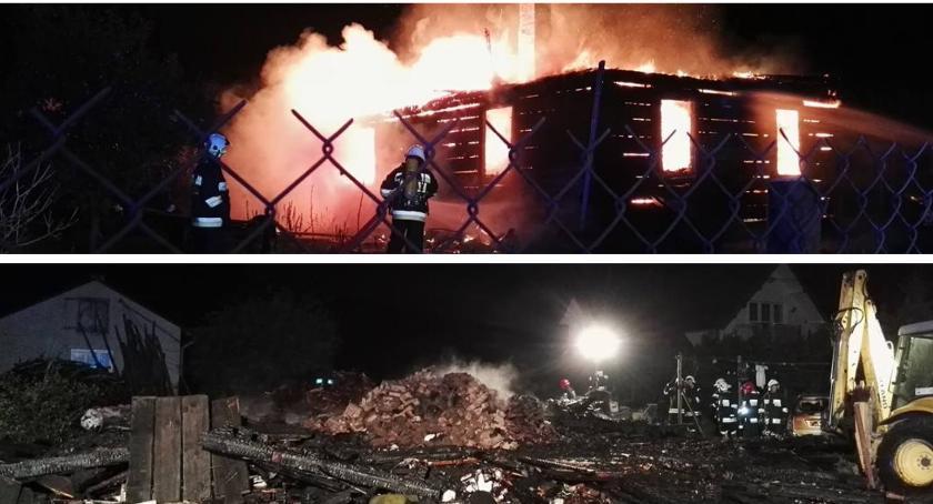 Inne Powiat, pożarze stracili rodzina pogorzelców prosi pomoc - zdjęcie, fotografia