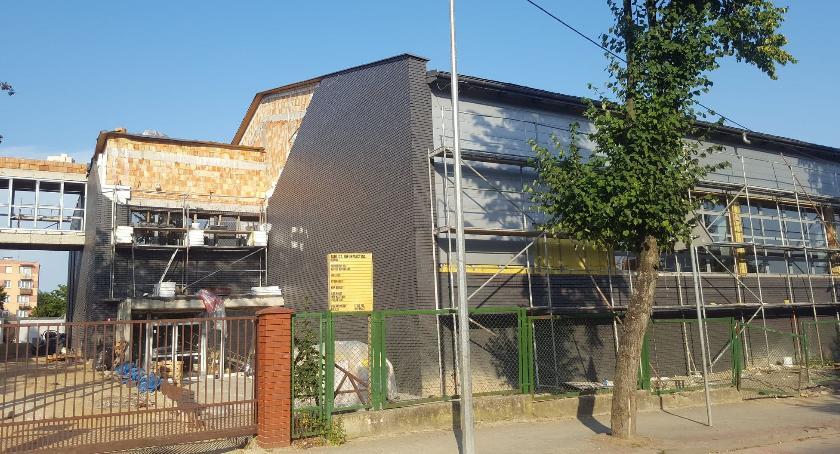Inwestycje Miejskie, Opóźnienia budowie Piątce - zdjęcie, fotografia