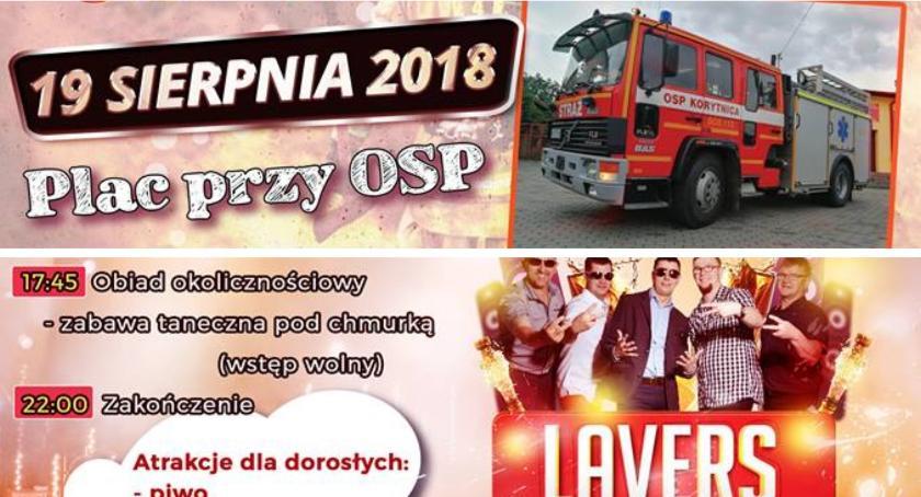 Uroczystości Powiat, lecie Korytnica program uroczystości - zdjęcie, fotografia