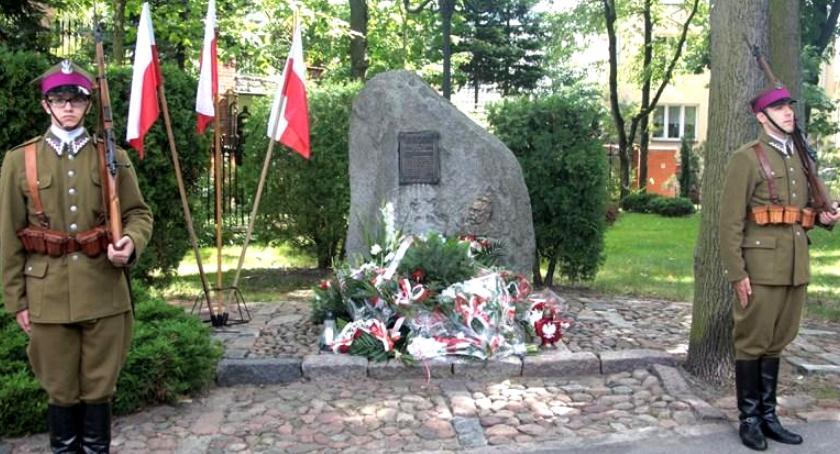 Uroczystości Powiat, Święto Wojska Polskiego Czynu Chłopskiego Garwolinie - zdjęcie, fotografia