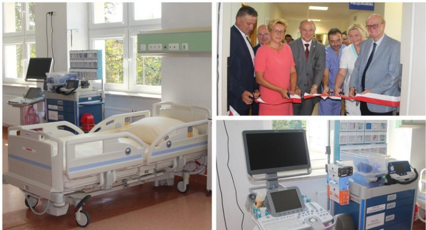 Inne Powiat, Oddział kardiologiczny szpitalu Garwolinie otwarty - zdjęcie, fotografia