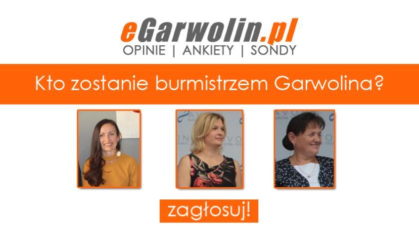 Wybory samorządowe 2018, zostanie burmistrzem Garwolina –Ankieta - zdjęcie, fotografia