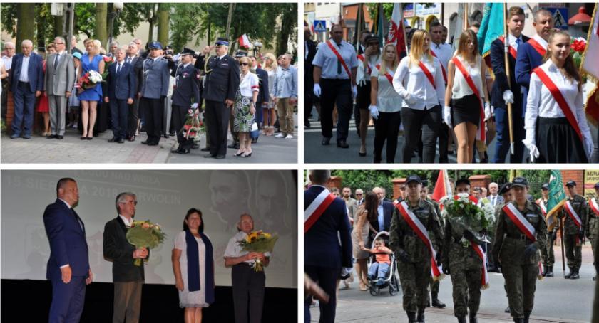 Uroczystości Miejskie, Powiatowo miejskie obchody Święta Wojska Polskiego - zdjęcie, fotografia