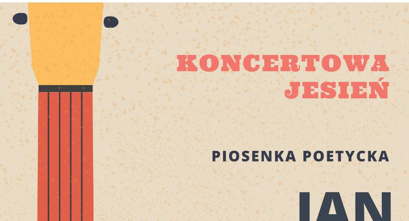 W Garwolinie, Koncertowa jesień Centrum Sportu Kultury - zdjęcie, fotografia