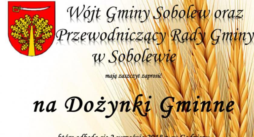 Inne, Dożynki gminy Sobolew Godziszu - zdjęcie, fotografia