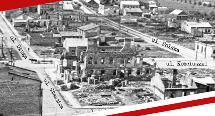 Obchody 79. rocznicy bombardowania Garwolina