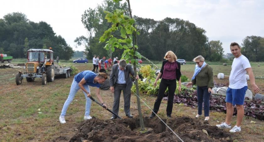 W Garwolinie powstaje nowy park