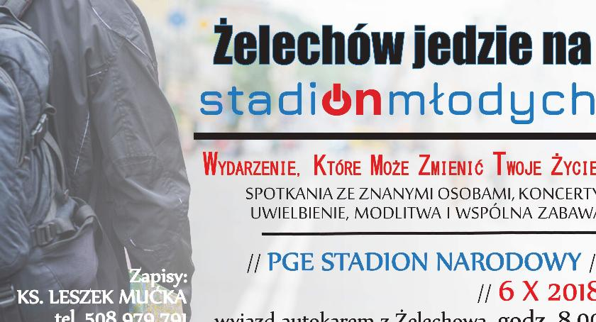 Inne Ciekawostki, Żelechowem Stadion Młodych - zdjęcie, fotografia