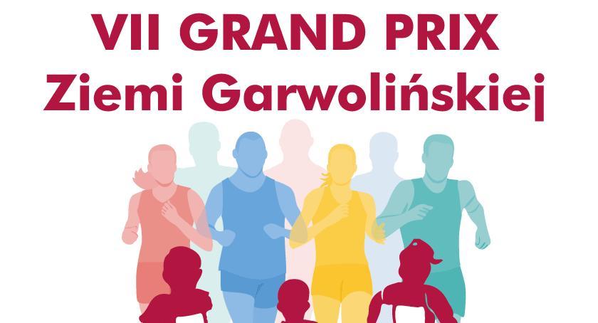Biegi, niedzielę Grand Ziemi Garwolińskiej - zdjęcie, fotografia