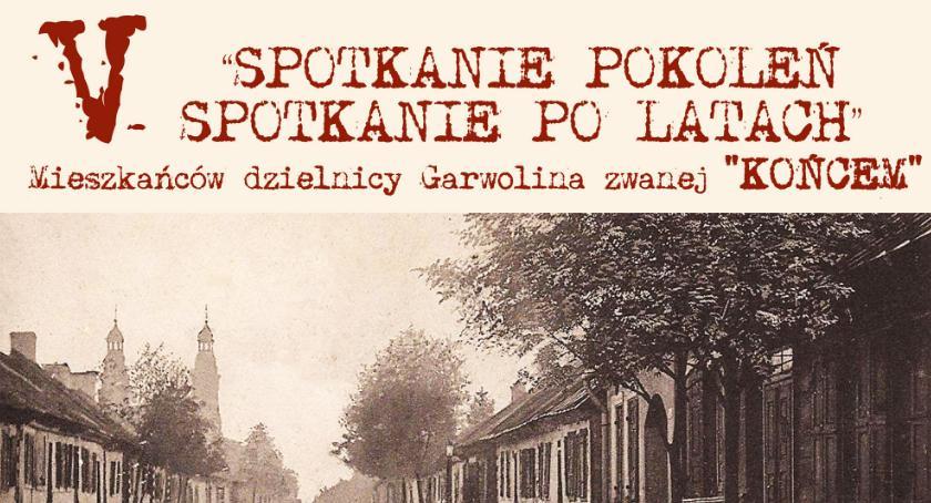 W Garwolinie, jubileuszowe Spotkanie pokoleń Końcu - zdjęcie, fotografia
