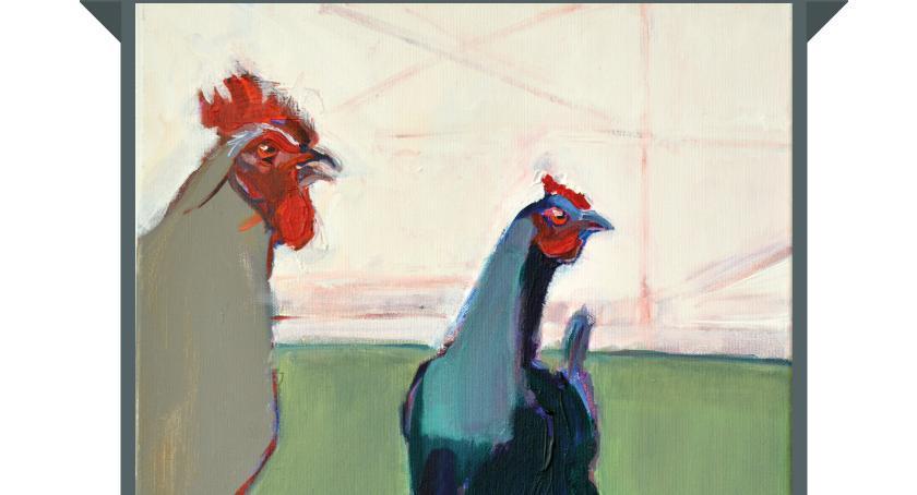 Wystawy, Poetka malarstwie Magdalena Kopron Kusiak - zdjęcie, fotografia