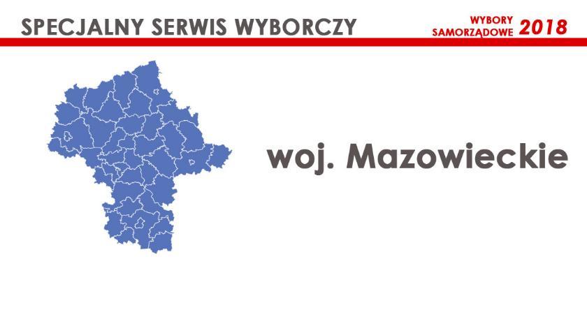 Kandydaci, Kandydaci Sejmiku Mazowieckiego okręg - zdjęcie, fotografia