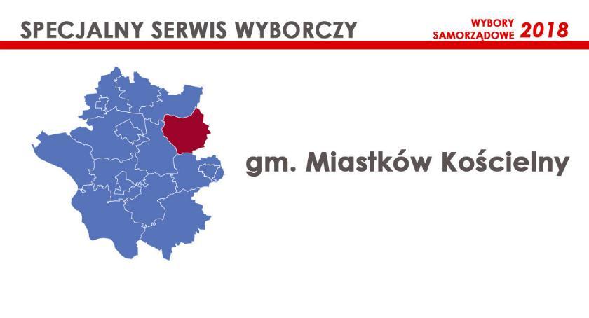 Kandydaci, Kandydaci gminy Miastków Kościelny - zdjęcie, fotografia