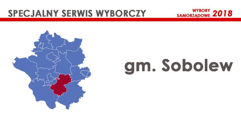 Kandydaci, Kandydaci gminy Sobolew - zdjęcie, fotografia