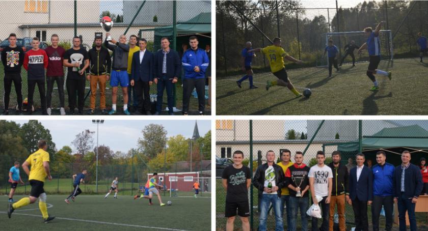"""Piłka nożna, Turniej """"Puchar Górnika"""" - zdjęcie, fotografia"""
