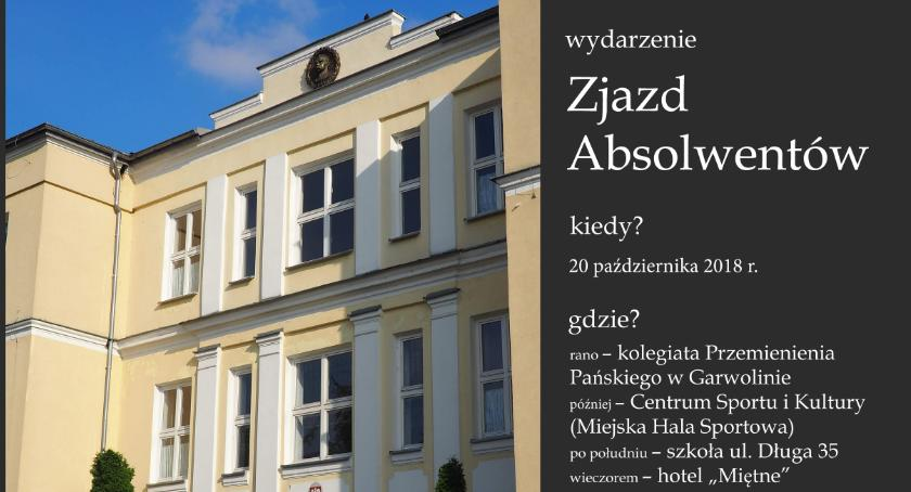 Uroczystości Miejskie, Program jubileuszu lecia Marsz Piłsudskiego Garwolinie - zdjęcie, fotografia