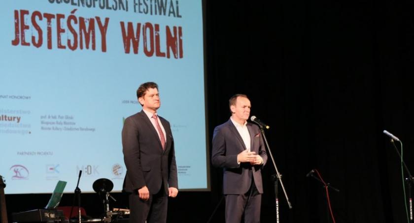 Koncerty, Festiwal Jesteśmy wolni - zdjęcie, fotografia