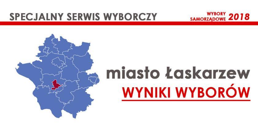 Wybory samorządowe 2018, radni miasta Łaskarzew wybrani wyniki oficjalne - zdjęcie, fotografia