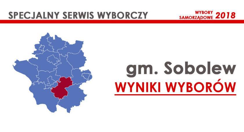 Wybory samorządowe 2018, radni gminy Sobolew wybrani wyniki oficjalne - zdjęcie, fotografia
